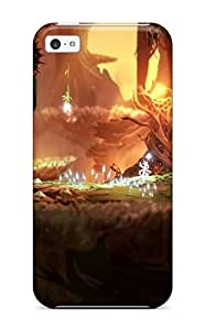 Brooke C. Hayes's Shop Tpu Case Cover Compatible For Iphone 5c/ Hot Case/ Ori And The Blind Forest 8230799K38549440 WANGJING JINDA