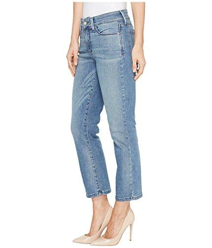 NYDJ Women's Billie Ankle Bootcut Jeans, Clean PALOMA, 8