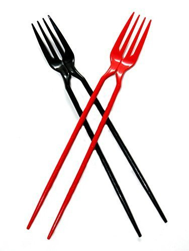 (The Chork - Chopsticks and Fork in One (24 Pack))