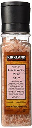 Kirkland Signature Himalayan Pink Salt  13 Ounce