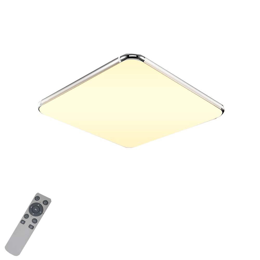 3000k 36w Télécommande Led Lampe Rgb 6500k Dimmable Plafonnier Eclairage Maison XiwPuTOkZl