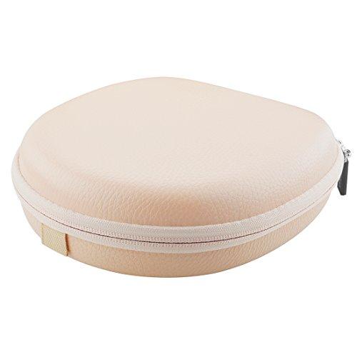 Linkidea Case for Bose QuietComfort QC35, QC25, QC15, AE2w, AE2i, AE2, SoundLink, SoundTrue Around-Ear Headphones II, Sony XB950B1 XB950N1 XB950BT, Hard Shell Carrying Case/Travel Bag (Flesh Tone)