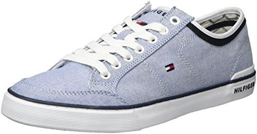 Tommy Hilfiger Herren H2285arrington 5d1 Low-Top Blau (MONACO BLUE 035)