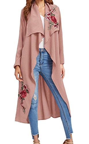 Embroidered Anorak Jacket - 1