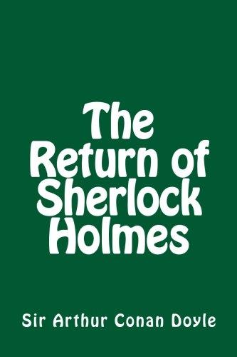 The Return of Sherlock Holmes ebook