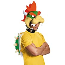 Disguise Costumes Men's Bowser Kit - Adult