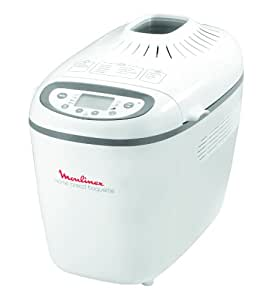 Moulinex OW 610100 - Máquina para hacer pan (1650 W)