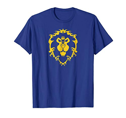 World of Warcraft Alliance Shirt