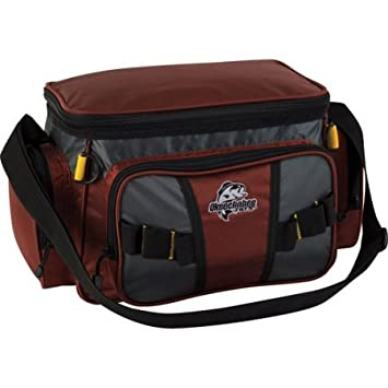 OkeeChobee Fats Small Soft-Sided Tackle Bag, Red