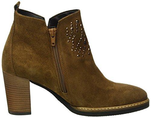 Gabor Shoes Comfort Sport, Botines para Mujer Marrón (RanchSs/N/AN/Mic)