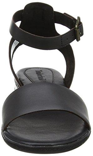 Timberland Jossart Cherrybrook 001 Black Donna Nero Ciabatte 6TU0Frv6
