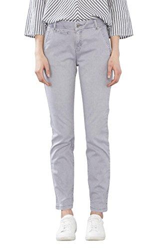 edc by Esprit 027cc1b032, Pantalones para Mujer Azul (Light Blue Lavender)