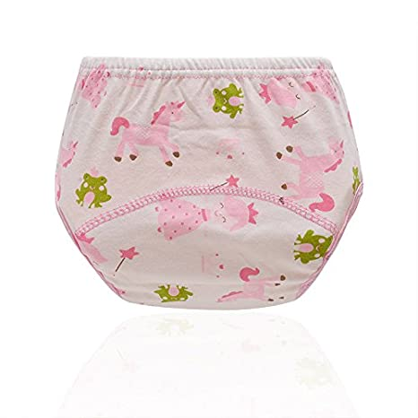 Haimoburg 6er Pack Wasserdicht Baby Lernwindel Trainerhosen Unterw/äsche Windeln Windelhose zum Toilettentraining T/öpfchentraining