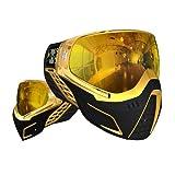 HK Army KLR Paintball Goggle Mask - Metallic Gold