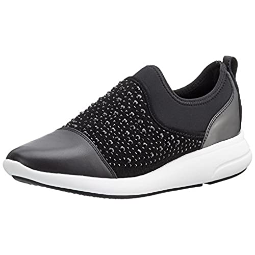 Walter Cunningham paso Bombardeo  Geox Womens Sneakers D Ophira B Casual Slip On Shoes [9Napu1000230 ...