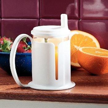 Sammons Preston Etac??Cup with Holder & Lid by Sammons Preston