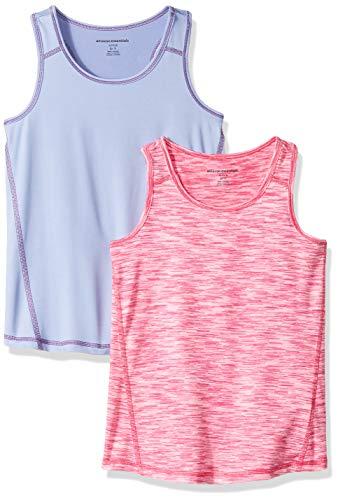 Amazon Essentials Girls' 2-Pack