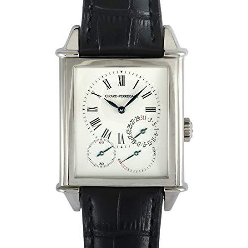 Girard Perregaux Vintage 1945 XXL Automatic White Gold Mens Watch 25845-53-841-BA6A