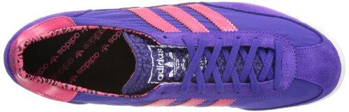 adidas Originals SL72 W Low Top Womens Purple - Violett (Blast Purple F13/Blaze Pink S13/Collegiate Purple) YUCY0Mp9