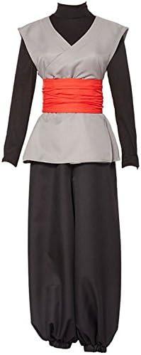 Cosplay Dragon Ball Z Son Goku Black Zamasu Kai Costume Kong-fu Suit: Buy Online at Best Price in UAE - Amazon.ae