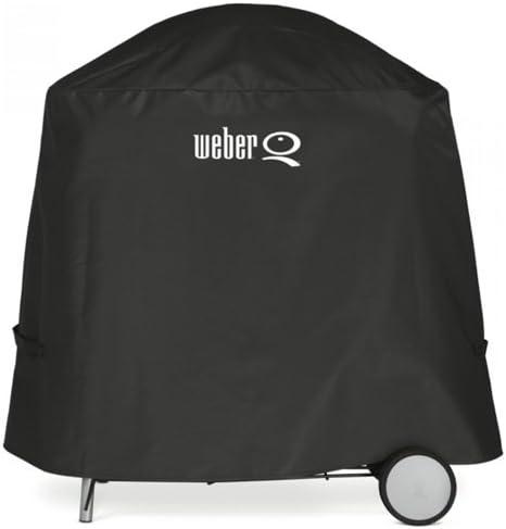 Weber Abdeckhaube Standard für Q 100-// 1000 Serie Grillabdeckung Grillhaube 7117