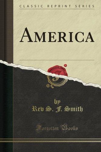 America (Classic Reprint) ebook