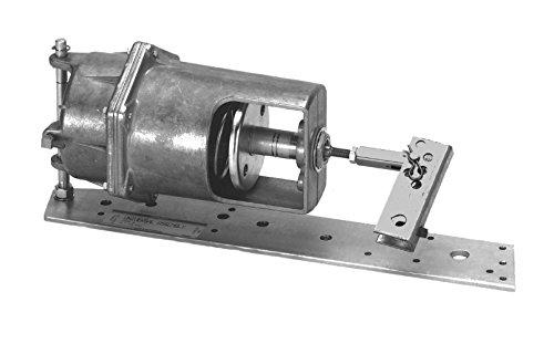 Siemens 331-3011 Number 6 Pneumatic, Damper Actuator, 4-Inch Stroke