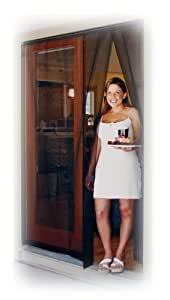 Bug Off Instant Screen Door 30 Width 78 to 80 height Size: 30-Inch by 80-Inch Outdoor, Home, Garden, Supply, Maintenance