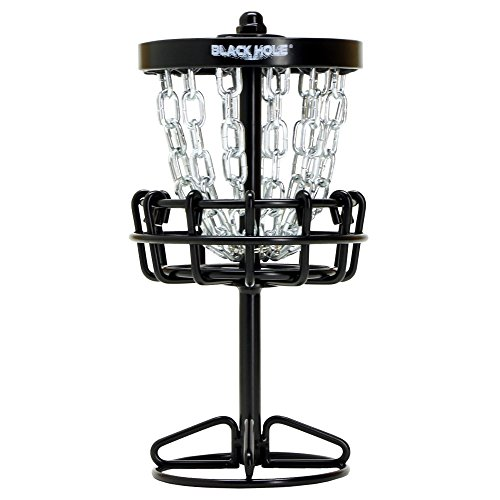 MVP Disc Sports Black Hole Micro Disc Golf Basket