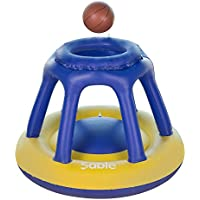 Sable Inflatable Pool Basketball Hoop with Basketball