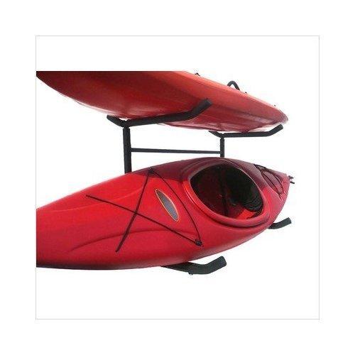 Sparehand Systems Black Kayak Rack, Outdoor Stuffs