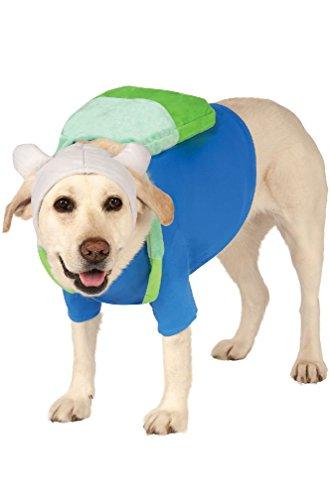 8eighteen Adventure Time Finn Pet Dog Costume (Adventure Time Finn Adult Costume)