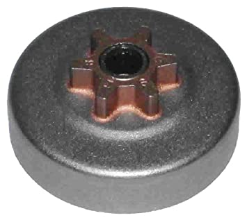 Flymo 5300470-61/3 - Conjunto de tambor del embrague con rodamiento (repuesto original): Amazon.es: Bricolaje y herramientas