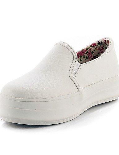 ZQ Zapatos de mujer - Plataforma - Plataforma / Punta Redonda - Mocasines - Vestido -