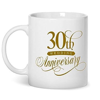 Amazon 30th Wedding Anniversary Ivory Wedding Gifts 30th