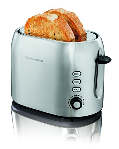 Hamilton Beach 2 Slice Metal Toaster (22706)