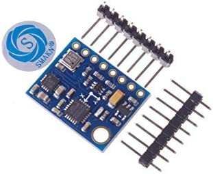 5pcs GY-87 10DOF MPU6050 Sensor HMC5883L BMP180 Module GY87