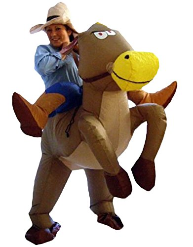 Ace H (Riding A Horse Costumes)