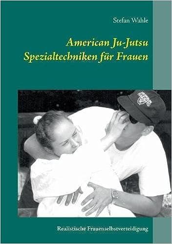 Book American Ju-Jutsu Spezialtechniken für Frauen