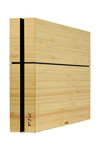 4' Horizontal Vent Kit (TOAST - Real Wood, Bamboo Cover for the Sony Playstation 4)