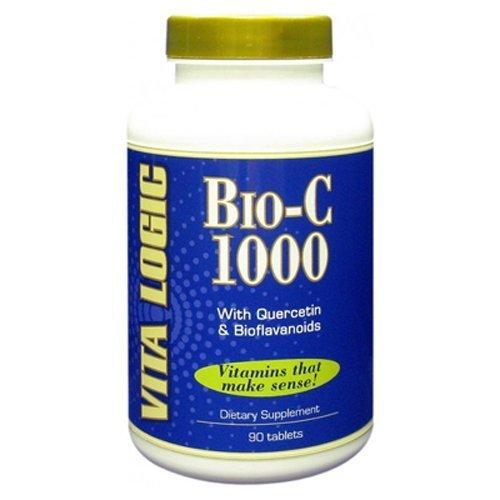 Bio-C 1000 90 Veg Tabs by Vita Logic