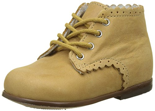 Little Mary Unisex Baby Vivaldi Stiefel Gelb (Icarus Moutarde)