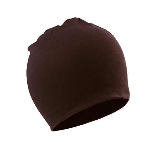 Kaariss Toddler Infant Baby Soft Cute Knit Kids Hat Beanies Cap, Coffee
