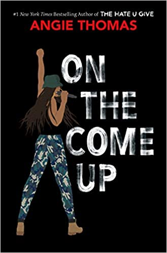 book cover: On the Come Up