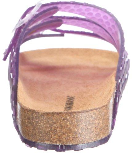 Dr. Brinkmann 700516 700516 - Zuecos de caucho para mujer Morado (Violett/Lila)