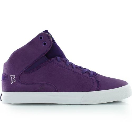 Supra Society Mid Skateboarding Shoes Size 9 PW