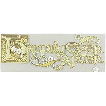 HAPPILY EVER AFTER JOLEE/'S BOUTIQUE TITLE STICKERS