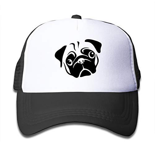 - Waldeal Youth Adjustable Cute Dog Trucker Mesh Hat Snapback Baseball Cap Puppy Lover Gift