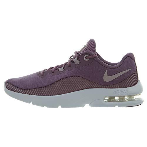 2 Rose 500 Chaussures Wmns Multicolore De white Dust Max violet Air Advantage particle Running Femme Nike Compétition Iq6Sq