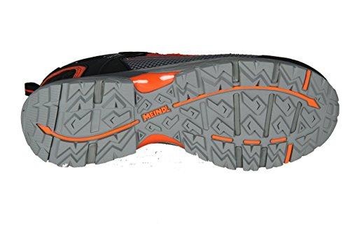 Meindl Exaroc GTX Größe 8 orange/graphit